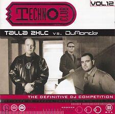 Techno Club Vol. 12 - 2CD MIXED - TALLA Vs. DuMonde