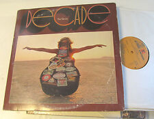 NEIL YOUNG DECADE 3 RECORD SET tri-GATEFOLD '76 RARE LP reprise 3rs2257 tan labl