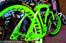 "26""x3"" DURO BEACH BUM Beach Cruiser Bike Chopper tire bicycle Fat Bike -"
