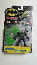 Hasbro - Batman Mission Masters 3 - Virus Delete Batman Figurine - New & Sealed