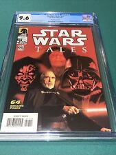 star wars comic cgc 9.6 tales 17