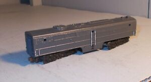 N SCALE TRAIN DUMMY B UNIT MADE IN JAPAN