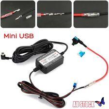 Universal HardWire Fuse Box Car Recorder Dash Cam Hard Wire Kit + Mini USB AU