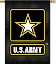 """U.S. Army 28"""" x 40"""" 2-sided banner Bsi Products New Military Made in the Usa"""