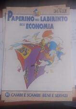 LIBRO PAPERINO NEL LABIRINTO DELL'ECONOMIA VOL 11 CAMBI E SCAMBI IL SOLE 24 ORE