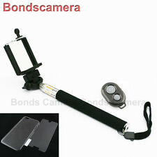 Selfie Bluetooth Remote Extendable Handheld Monopod for iPhone 6 Plus + 6P cover