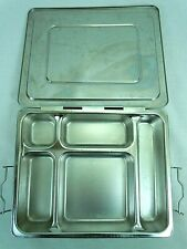 Pottery Barn Kids Bento Box All In One Lunch Stainless Steel Container