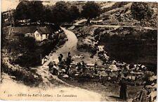 CPA Néris les Bains-Les Lavandiéres (267597)