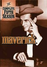 Maverick The Complete Fifth Season - DVD Mod Region 1