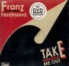 FRANZ FERDINAND rare DVD single TAKE ME OUT