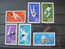 DDR MiNr. 1404-1409 postfrisch**   (DD 1404-09)