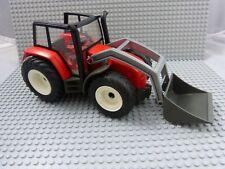 Playmobil Roter Traktor 4496 für Bauernhof oder Reiterhof (PM70)