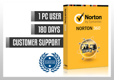 NORTON 360 License key | 6 Months + | 2017 latest version