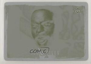 2019 X-Files: UFOs and Aliens Printing Plate Yellow 1/1 Ascension Mr X #42 t0q