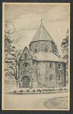 Nijmegen  Karolingische Kapel (9e eeuw)