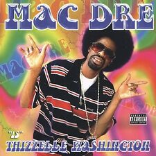 Thizzell Washington - Mac Dre (2002, CD NUEVO)