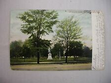 VINTAGE POSTCARD OF ST. CLAIR PARK IN INDIANAPOLIS, INDIANA UDB 1907