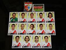 FIGURINE CALCIATORI PANINI 2006-07 SQUADRA MANTOVA CALCIO FOOTBALL ALBUM