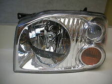 FITS NISSAN FRONTIER 01 02 03 04 HEADLIGHT EAGLE EYES LH