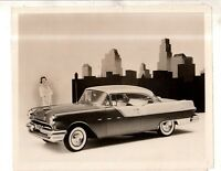 1955 Pontiac Press release original photo Extremely rare from Dealer file