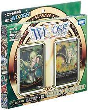 WIXOSS WXD-18 TCG PRE-CONSTRUCTED DECK GREEN BERSERK PACK