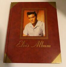 Elvis Presley Album Commemorative Edition Book 2001