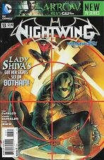 Nightwing nº 13/2012 the new 52!