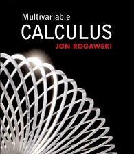 Multivariable Calculus by Jon Rogawski (2007, Paperback)