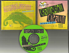 JIMMY BUFFETT & THE IGUANAS 1993 USA Chameleon Caravan TOUR SAMPLER PROMO DJ CD