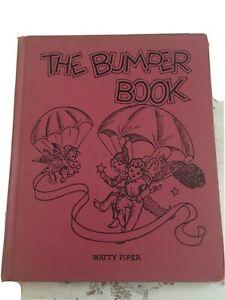 GORGEOUS!! The Bumper Book 1946 Watty Piper/Platt & Munk ~ RARE ~ Beautiful!