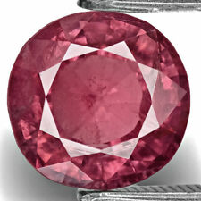 GIA Certified PAKISTAN Pink Sapphire 2.55 Cts Natural Untreated Round