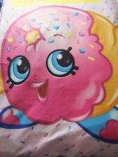 Girls Shopkins Blanket