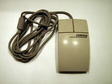 Compaq 2 Button PS/2 Computer PC Mouse M-SF14-2 Rollerball.