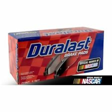 Disc Brake Pad Set Rear AUTOZONE/ DURALAST-BOSCH fits 84-86 Chevrolet Corvette