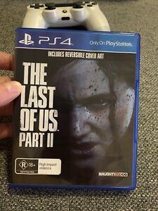 The Last Of Us Part ll, Playstation 4, Ps4, PAL Version!