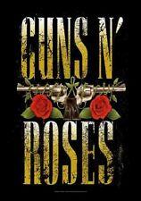 GUNS N ROSES - FABRIC POSTER - 30x40 WALL HANGING - MUSIC BAND 52082