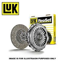 LUK 3 Piece Clutch Kit with bearing 624077500 Fits CITROEN