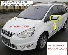 FORD GALAXY 2006 TO 2015 WING MIRROR COVER LEFT PAINTED ANY FORD COLOUR
