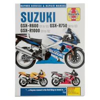For Suzuki GSXR600 01-03 Repair Manual Suzuki GSX-600 2001-2003,GSX-R750