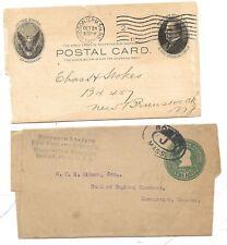 Estados Unidos, Entero Postal Ffranja de periódico circulados