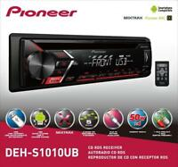 Pioneer DEH-S1010UB Single CD Receiver with USB[LN]™