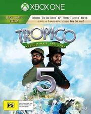 Xbox One Game Tropico 5 Penultimate Edition Merchandise