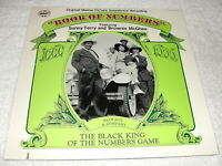 """Book of Numbers"" 1973 Soundtrack LP, SEALED!, Sonny Terry, Moog/Funk/Soul, Orig"