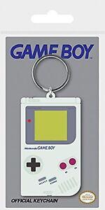 Game Boy Nintendo PVC flexible keyring    (py)
