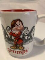 Disney Parks Authenic 3D Grumpy Mug Cup