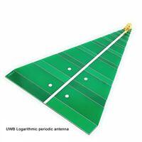 UWB Log Periodic Antenna 740-6000MHz Ultra Wideband Logperiodic Antenna TOP-FREE