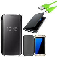 Funda Carcasa Claro Vista Carcasa Inteligente para Samsung Galaxy S7 edge G935F