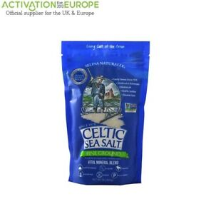 Celtic Sea Salt - Fine Ground - 1lb bag