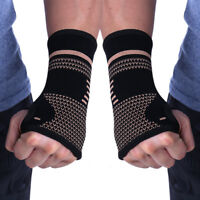 Anti Arthritis Copper Compression Therapy Gloves - Hand Ache Pain Joint Relief
