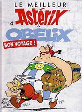 Le Meilleur d'Astérix & Obélix - Bon Voyage ! - Eds. Hachette - 2017 - HC